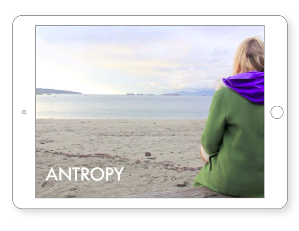 Antropy Video Icon